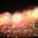 Amazing The Most beautiful Japanese fireworks in the world 2011-2012