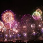 The Most Beautiful Japanese Fireworks in the World